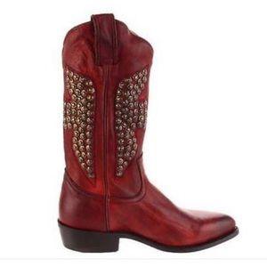 FRYE studded Billy boots